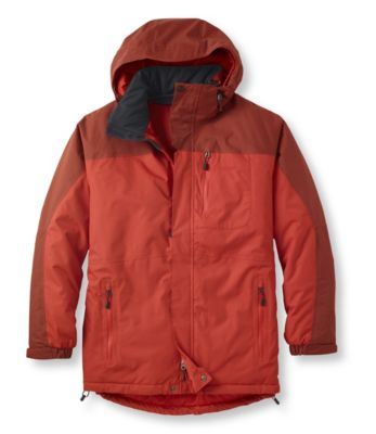 photo: L.L.Bean Rugged Ridge Parka synthetic insulated jacket