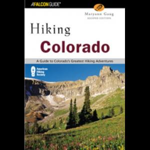 Falcon Guides Hiking Colorado