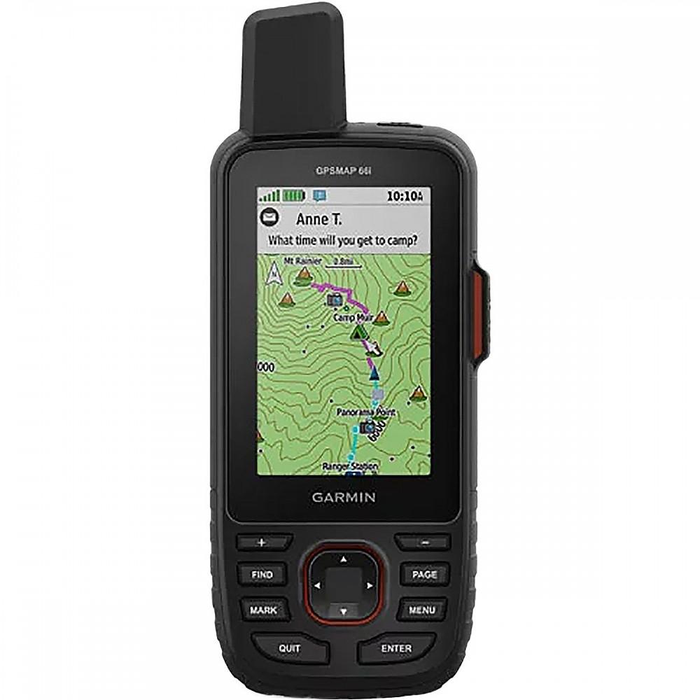 photo: Garmin GPSMAP 66i handheld gps receiver