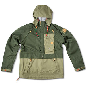 photo of a Western Rise waterproof jacket