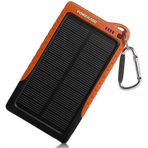 photo:   Poweradd Apollo solar charger