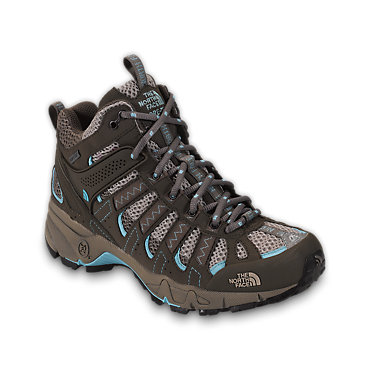 photo: The North Face Women's Ultra 105 GTX XCR Mid trail running shoe