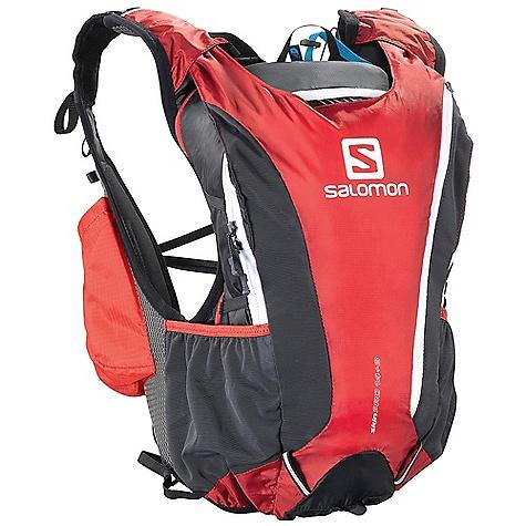 photo: Salomon Skin Pro 14+3 Set hydration pack
