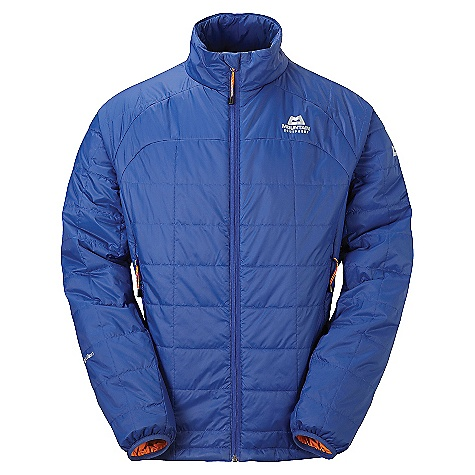 photo: Mountain Equipment Rampart Jacket synthetic insulated jacket