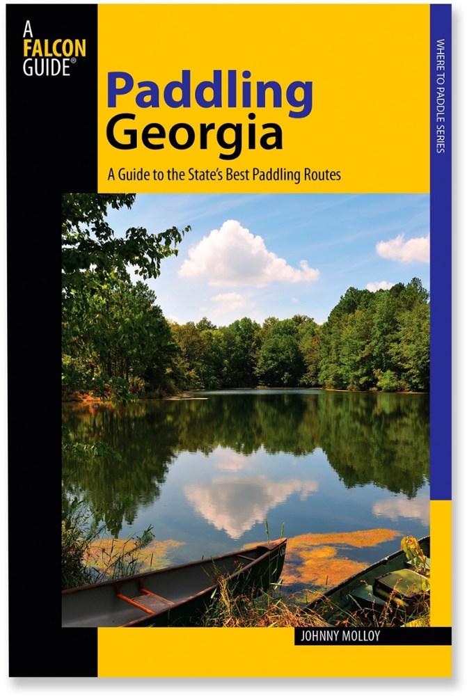 Falcon Guides Paddling Georgia