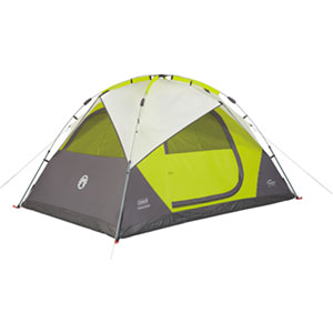 photo: Coleman 5-person Instant Dome Tent three-season tent