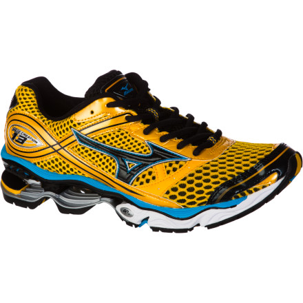 photo: Mizuno Wave Creation 13 trail running shoe