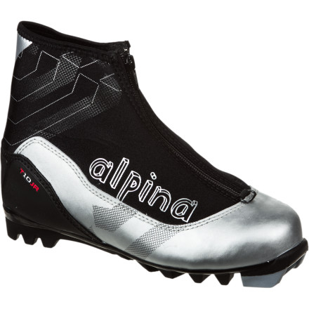 photo: Alpina Kids' T10 nordic touring boot