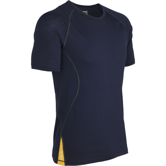 Icebreaker Relay Short Sleeve Crewe