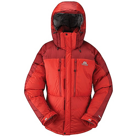 photo: Mountain Equipment Annapurna Jacket down insulated jacket