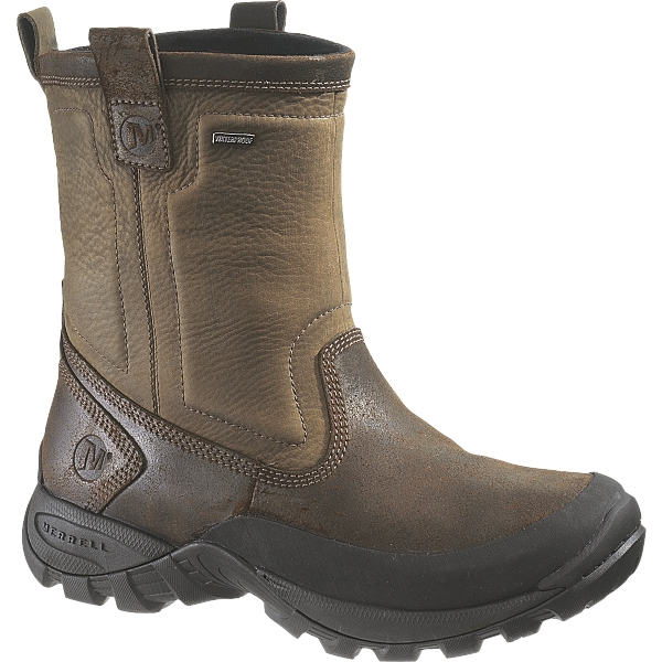photo: Merrell Bergenz Waterproof winter boot