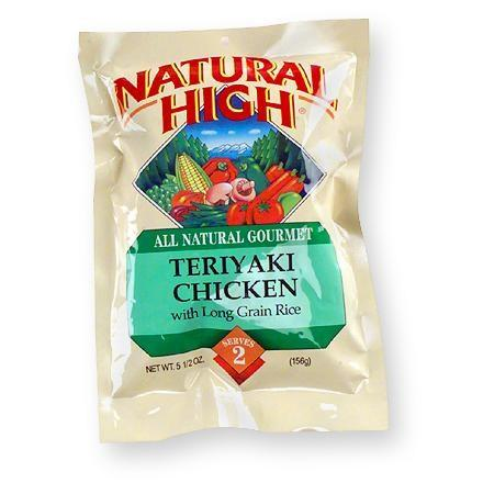 Natural High Chicken Teriyaki