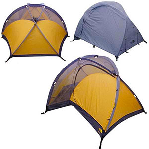 photo: The North Face Peregrine three-season tent