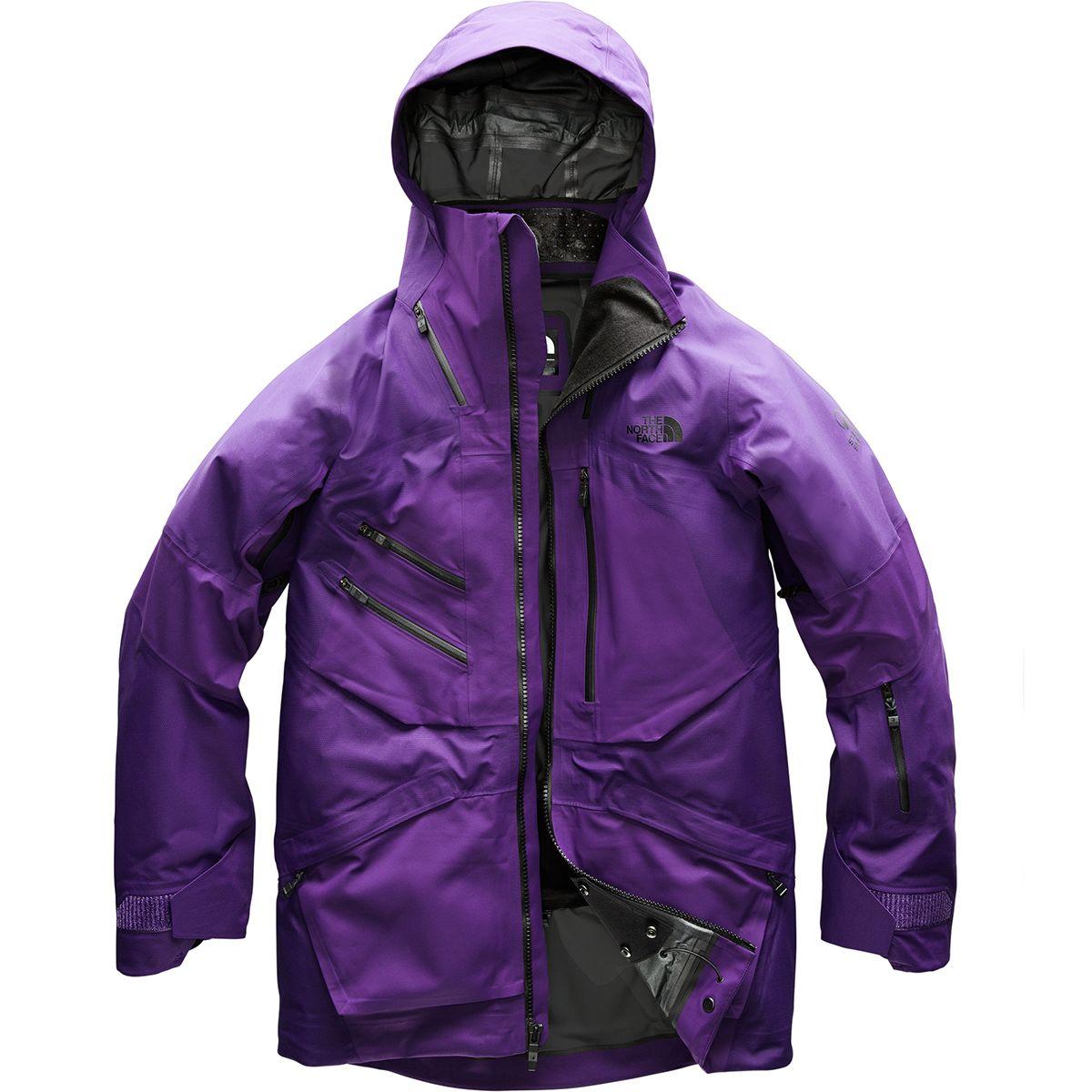 photo: The North Face Fuse Brigandine Jacket waterproof jacket