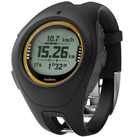photo: Suunto X10 gps watch