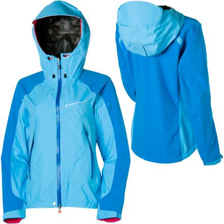 photo: Peak Performance Women's Pure Jacket waterproof jacket