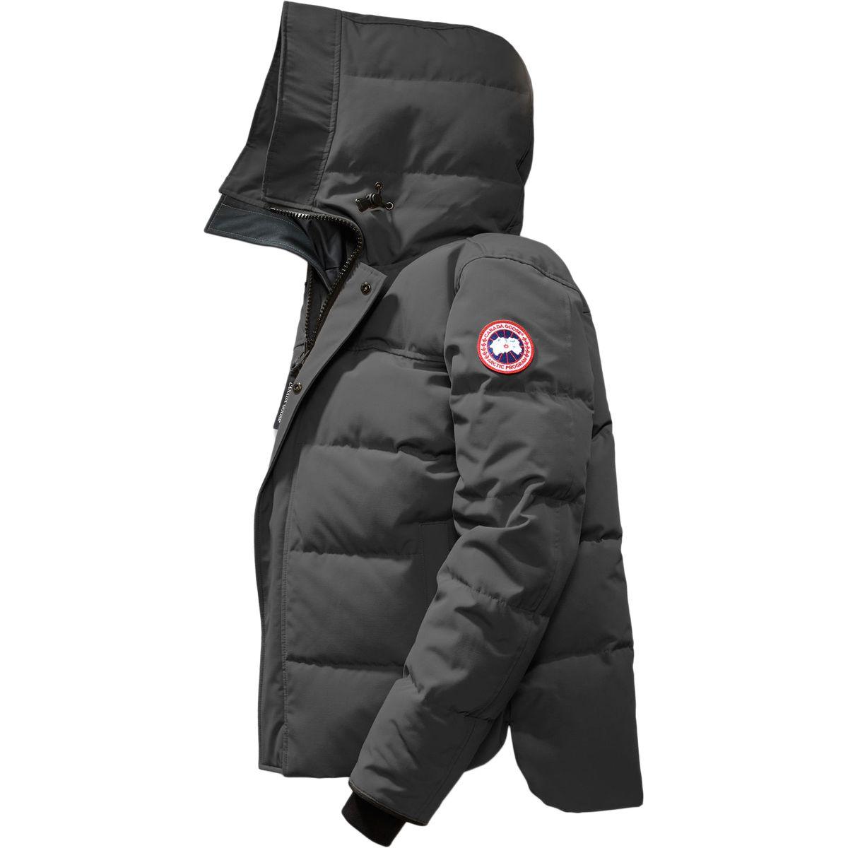 photo: Canada Goose Macmillan Parka down insulated jacket