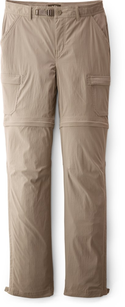 photo: REI Women's Sahara Convertible Pants hiking pant