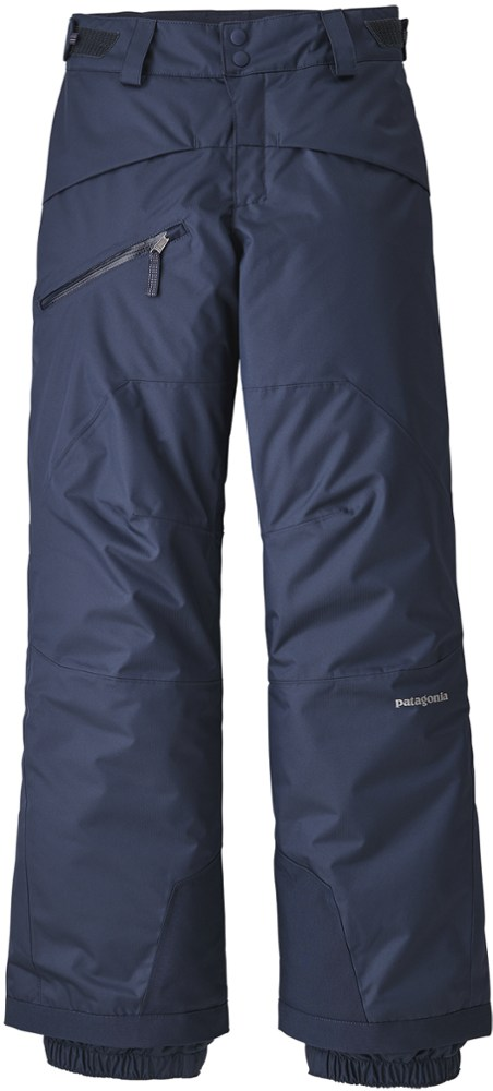photo: Patagonia Boys' Insulated Snowshot Pants synthetic insulated pant