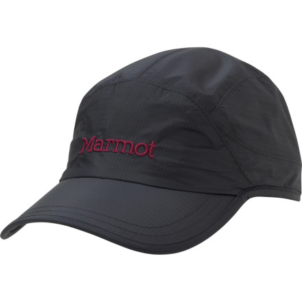 photo: Marmot Women's PreCip Baseball Cap cap