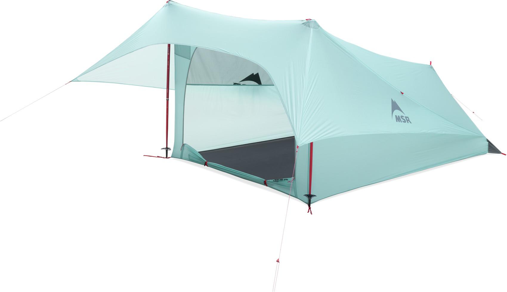 photo: MSR Flylite three-season tent