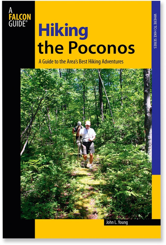 Falcon Guides Hiking the Poconos