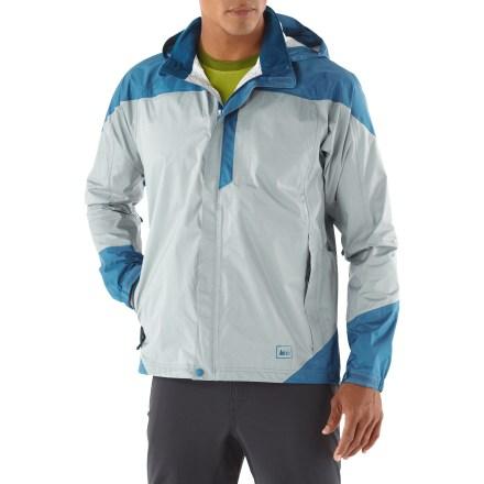 photo: REI Rainwall Jacket waterproof jacket