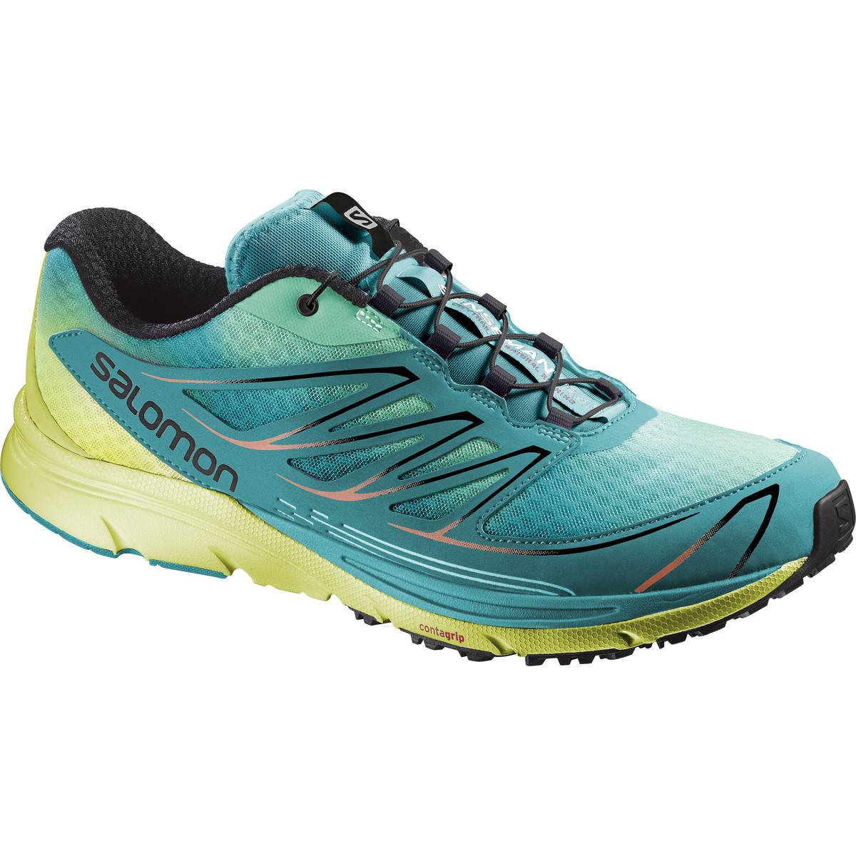 photo: Salomon Women's Sense Mantra 3 trail running shoe