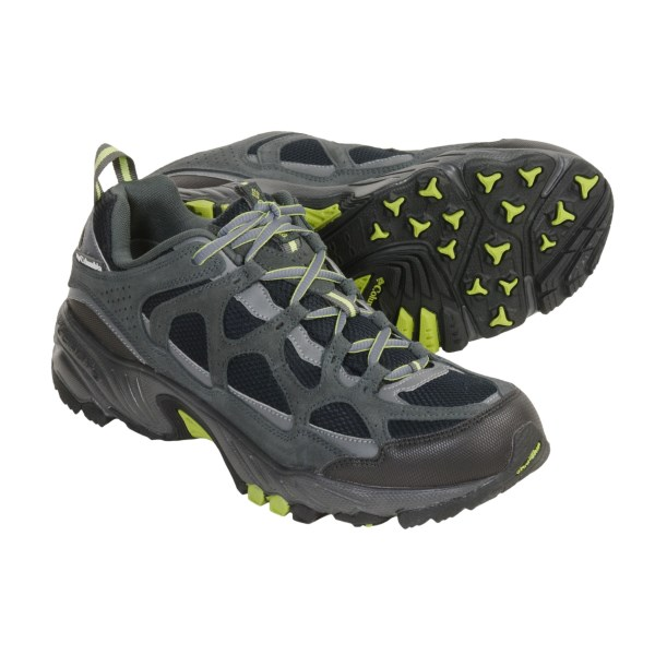 photo: Columbia Men's WallaWalla trail shoe