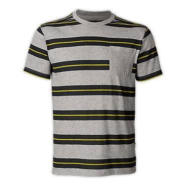 photo: The North Face Pilot-Rock Crew short sleeve performance top