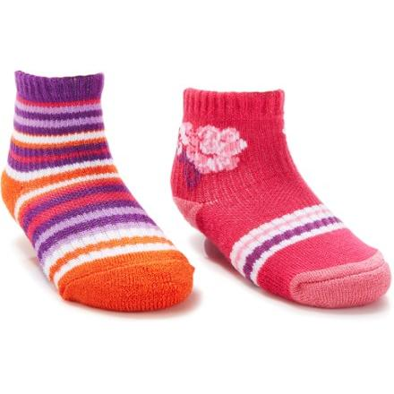 photo: REI Girls' Multi Stripe Socks sock