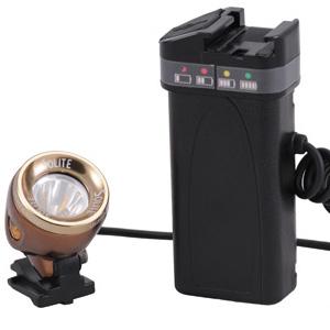 photo: Light & Motion Solite 250 headlamp