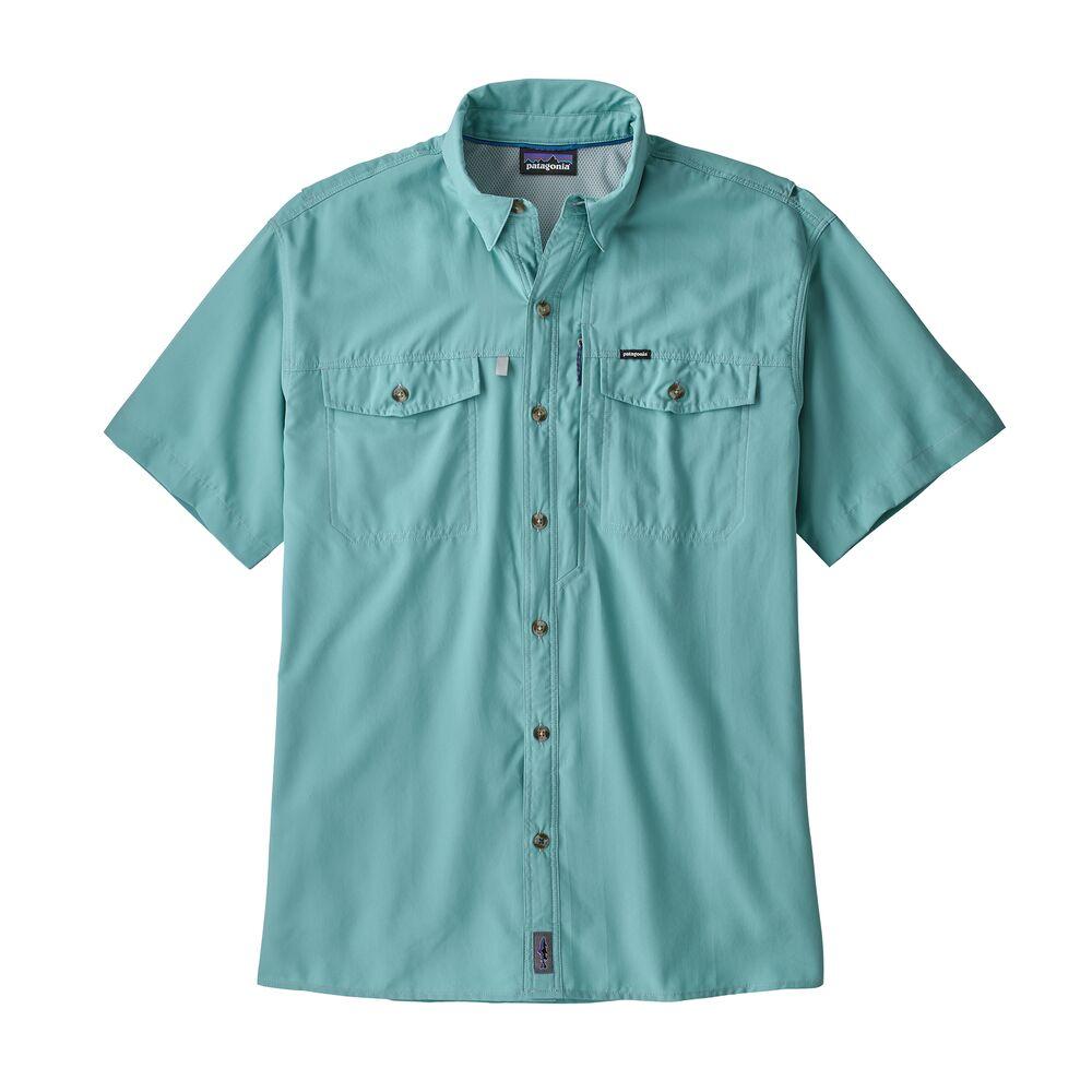 photo: Patagonia Long-Sleeved Sol Patrol Shirt hiking shirt