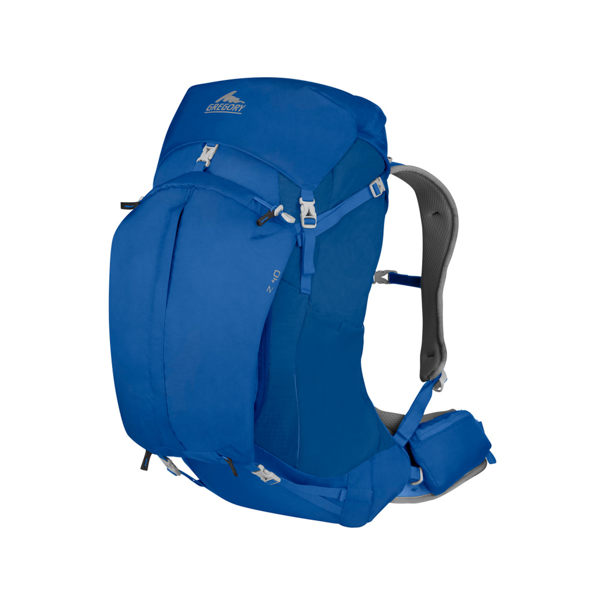 photo: Gregory Z 40 overnight pack (35-49l)