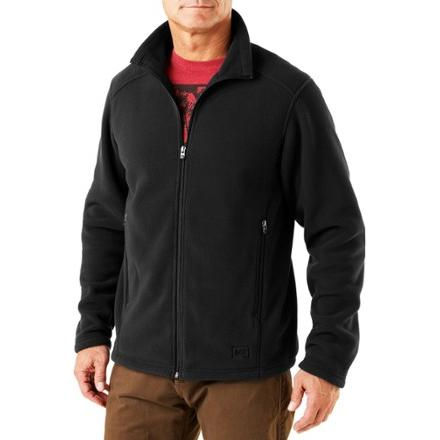 photo: REI Men's Woodland Jacket fleece jacket