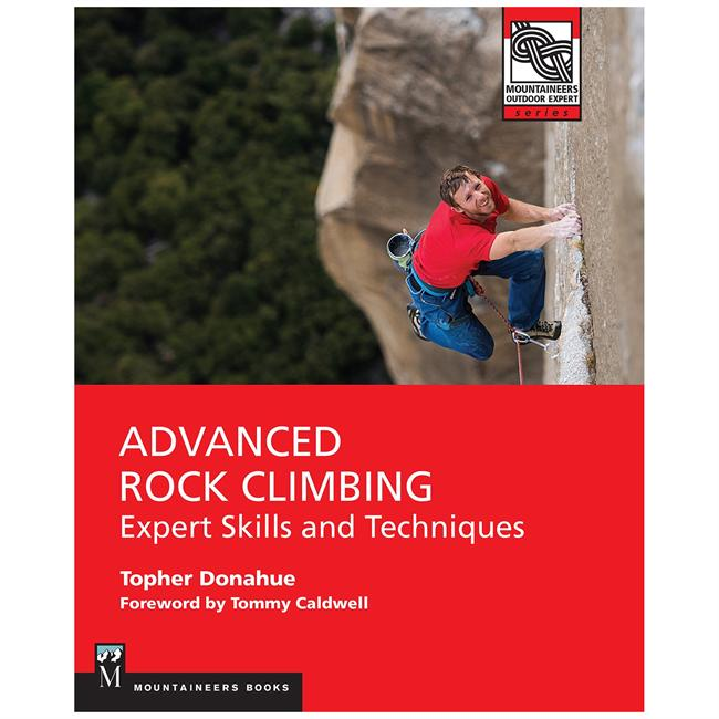 photo: The Mountaineers Books Advanced Rock Climbing: Expert Skills and Techniques climbing book