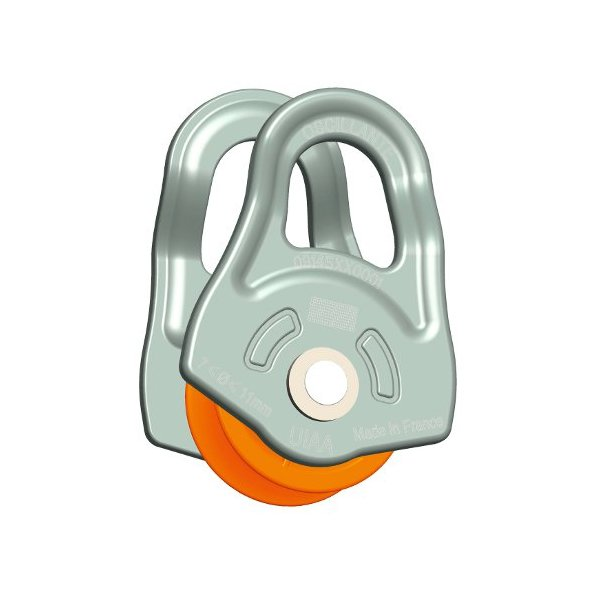 photo: Petzl Oscillante pulley
