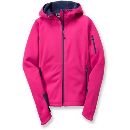 photo: REI Ladro Hoodie fleece jacket