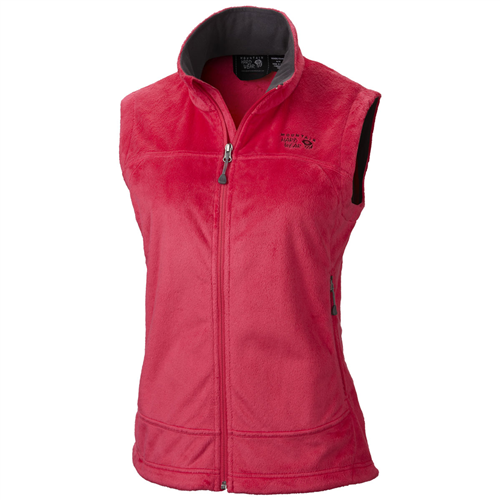 photo: Mountain Hardwear Pyxis Vest fleece vest