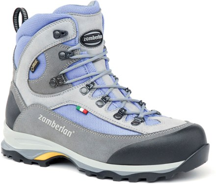 photo of a Zamberlan hiking boot