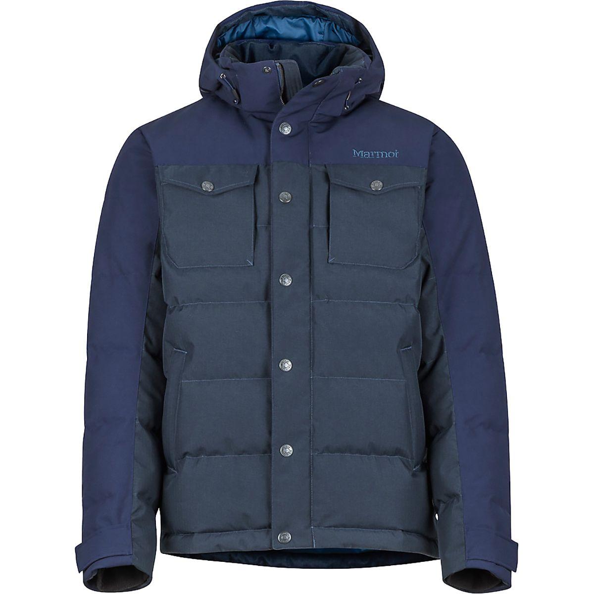 photo: Marmot Fordham Jacket down insulated jacket
