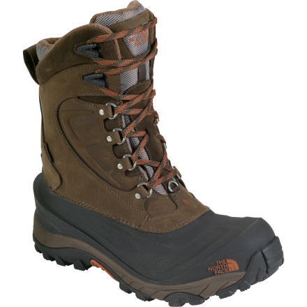 photo: The North Face Baltoro 400 III Boots winter boot