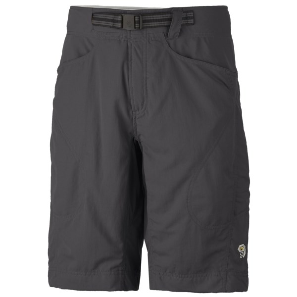 photo: Mountain Hardwear Matterhorn Short hiking short