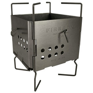 photo of a Firebox solid fuel stove