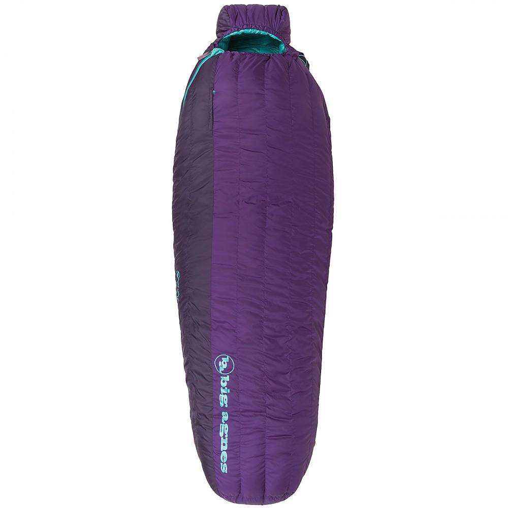 photo: Big Agnes Roxy Ann 15° 3-season down sleeping bag
