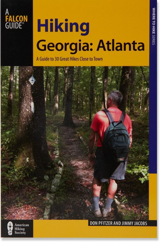 Falcon Guides Hiking Georgia: Atlanta