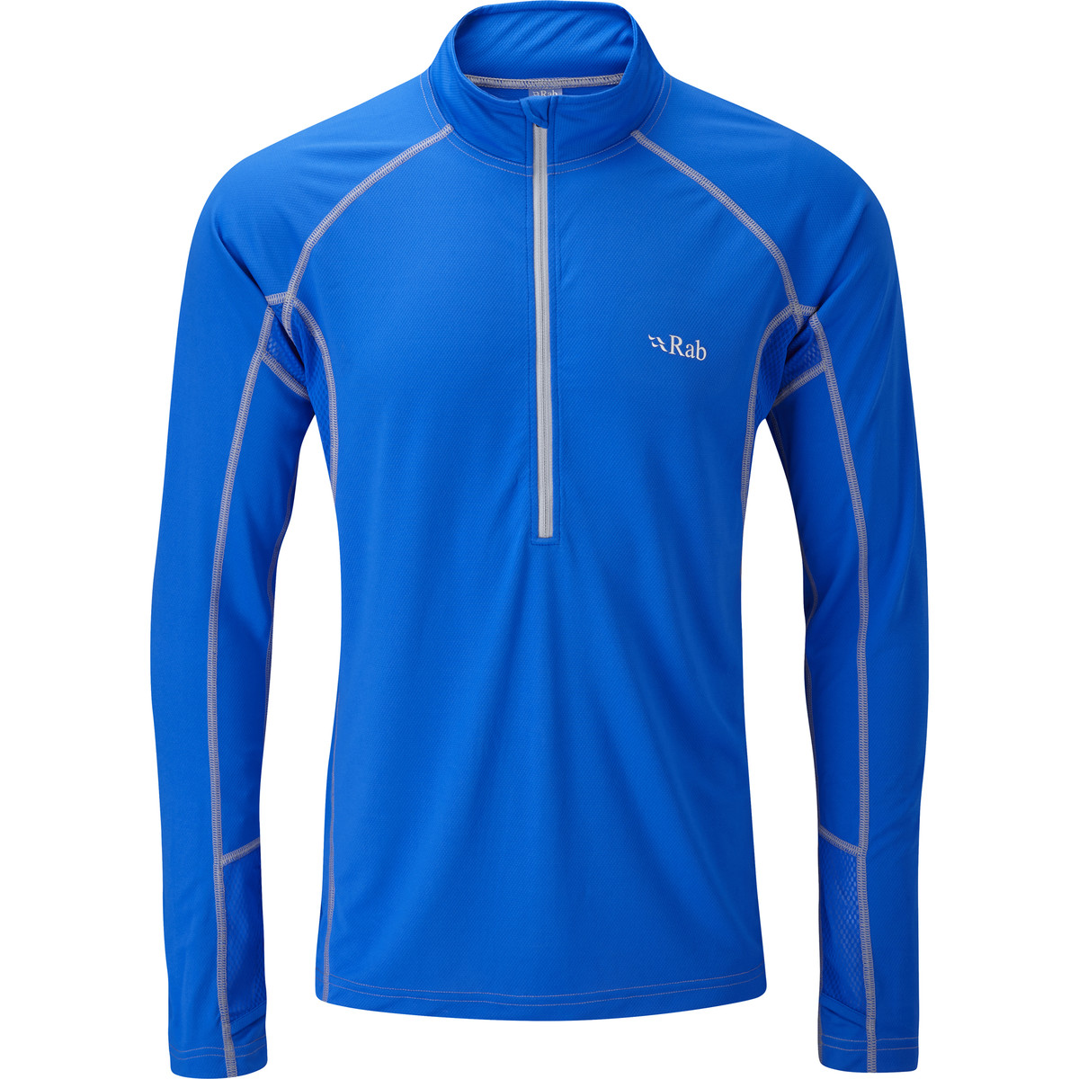 photo: Rab Women's Long Sleeve Confluent Zip long sleeve performance top