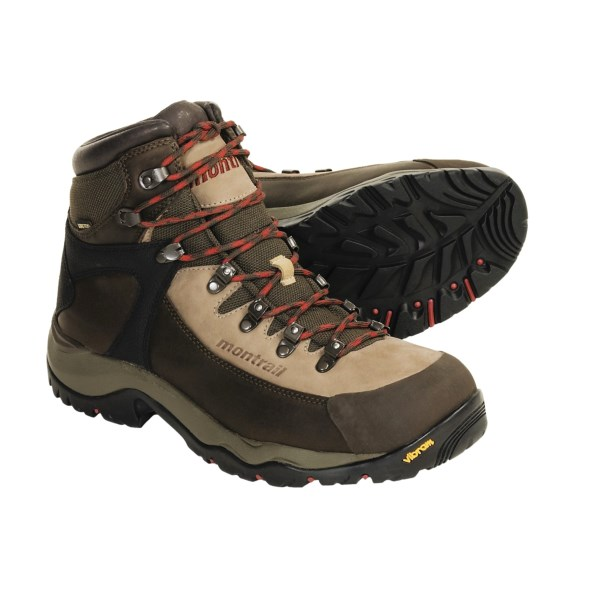 photo: Montrail Feather Peak GTX backpacking boot