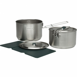 Stanley Adventure Two Pot Prep + Cook Set