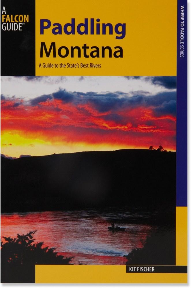 Falcon Guides Paddling Montana